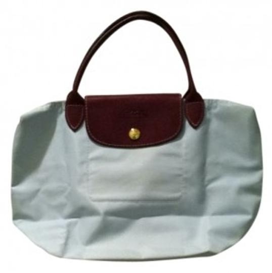 Preload https://item2.tradesy.com/images/longchamp-light-pale-blue-tote-11901-0-0.jpg?width=440&height=440