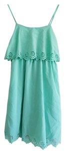 Kiddo by Katie short dress AQUA on Tradesy