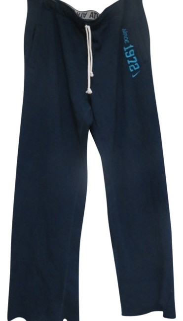 nike the athletic dept. Athletic Pants navy with blue writing
