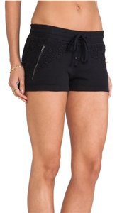 PAM & GELA Mini/Short Shorts Black