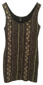 Forever 21 short dress Multi on Tradesy