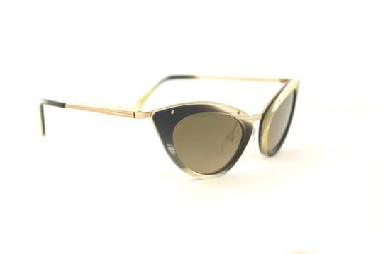 Tom Ford Grace Mirror Cat Eye sunglasses