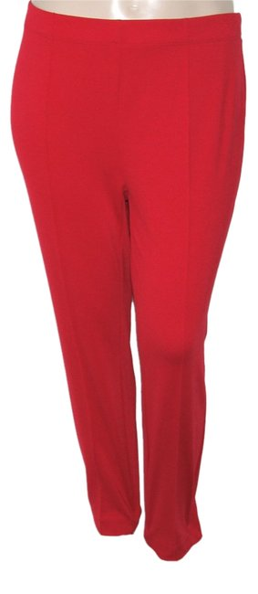 Style & Co Skinny Pants RED AMORE