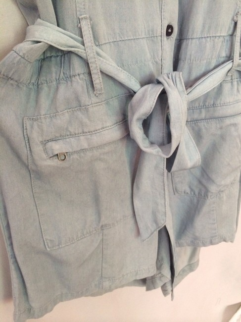 Renee C. Shortalls Shorts Pale blue