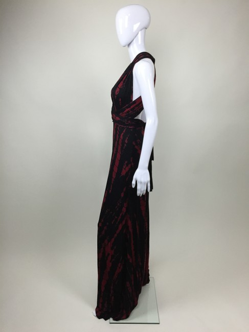 Other Maxi Open Bow Dress