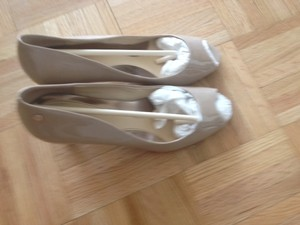 Calvin Klein Open Toe Wedding Shoes