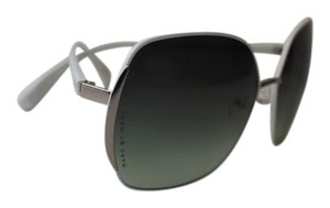 d7df348ebec Marc by Marc Jacobs White Sunglasses - Tradesy