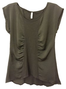 Xhilaration Top Grey
