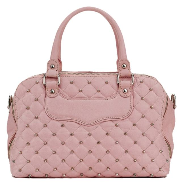Item - Jealous Bag...jealous Much? '56 Caddy Pink Leather Tote