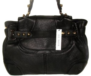 CC SKYE Leather Rocker Hollywood Hobo Bag