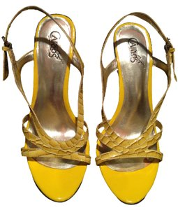 Carlos by Carlos Santana YELLOW Sandals