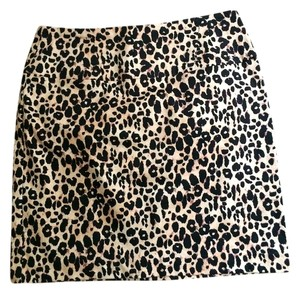 Forever 21 Mini Skirt leopard