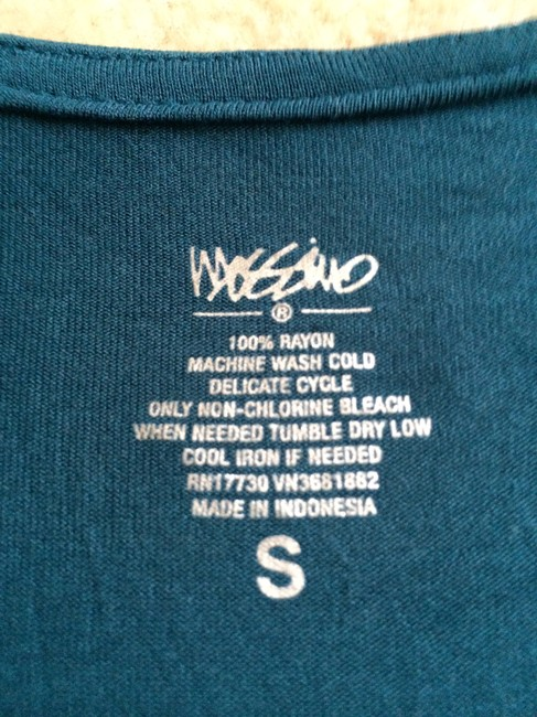 Mossimo Supply Co. Top teal