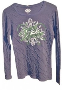 Juicy Couture T Shirt Navy/Green/White
