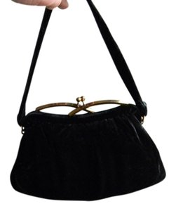 Vintage Satchel in black