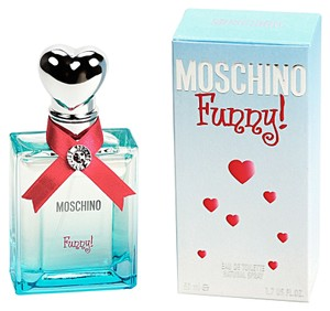 Moschino MOSCHINO FUNNY by MOSCHINO Eau de Toilette Spray ~ 1.7 oz / 50 ml