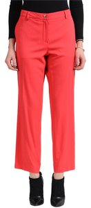 Versace Capri/Cropped Pants Red