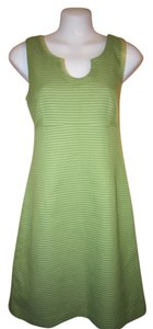 Ann Taylor LOFT short dress Pea Green on Tradesy