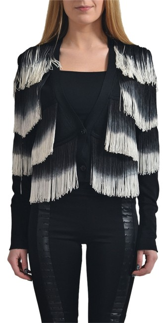 Preload https://img-static.tradesy.com/item/11914927/just-cavalli-multi-color-women-s-fringe-decorated-sweater-cardigan-size-4-s-0-1-650-650.jpg