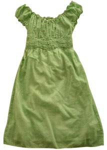 Max Studio short dress Apple Green on Tradesy