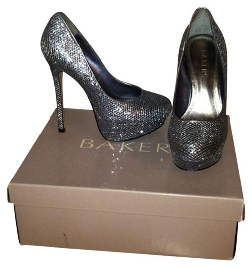 Bakers Glittery Pumps