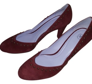 Johnston & Murphy wine, cabernet Pumps