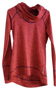 Reebok Warm Red Cowl Neck Sweater