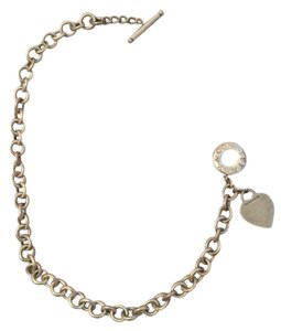 Tiffany & Co. Tiffany & Co. Heart Tag Toggle Necklace