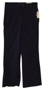 Brand new Gap black khakis (perfect khaki line) Boot Cut Pants