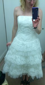 2 Be Bride Short Wedding Dress Wedding Dress