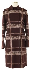 Valentino Wool Cashmere New Long Pea Coat