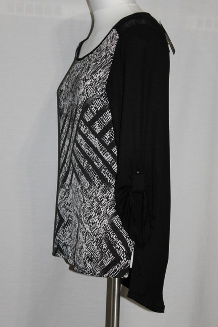 Nue Option Top Black/White