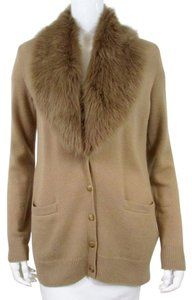 Ralph Lauren Cashmere Shearling Lamb Sweater