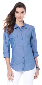 Other Cotton Machine Washable Top Denim