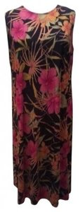Floral Print Maxi Dress by Coldwater Creek