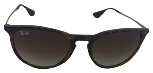 Ray-Ban Ray Ban Erica RB4171 865/13 Havana Rubber Brown Gradient Lens