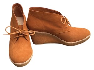 Cole Haan carmel suede wedge Carmel Wedges