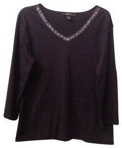 Style & Co Top Blac