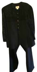 Saint Michelle Saint Michelle Black Dressy 2 Piece Pants Suit