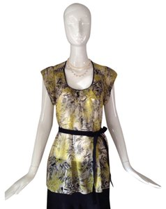 Plenty by Tracy Reese Top Yellow/ black