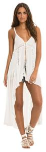 White Maxi Dress by Elan