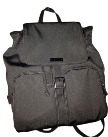 Preload https://item4.tradesy.com/images/coach-sleek-olive-green-leather-and-scuba-like-material-backpack-11923-0-0.jpg?width=440&height=440