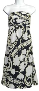 Ann Taylor Strapless Lined Empire Waist Dress