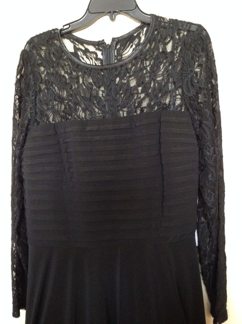 Betsy & Adam Plus Size Cocktail New With Tags Lace Dress
