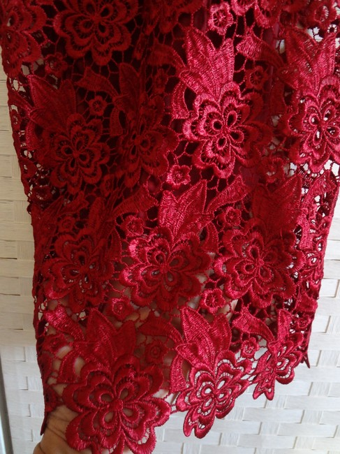Other Wide Leg Pants red Image 5