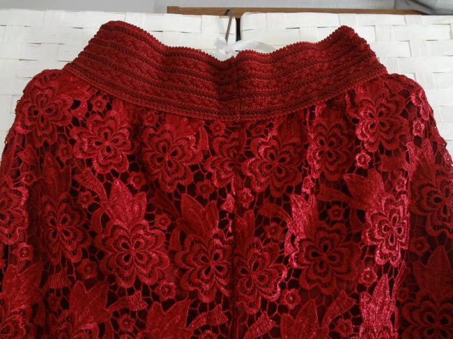 Other Wide Leg Pants red Image 6