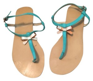INC International Concepts Blue Sandals