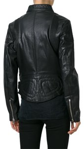 Diesel Leather Motorcycle Motorcycle Jacket