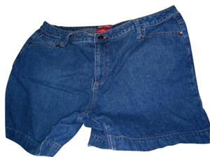 Faded Glory Shorts Blue
