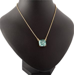 Kate Spade NEW Kate Spade New York Turquoise / Aqua Glitter Necklace 18